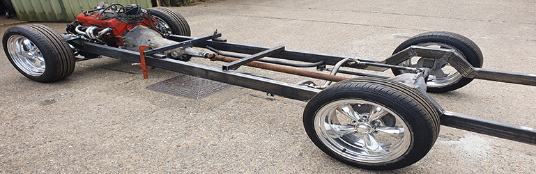 Usher Engineering chassis builders