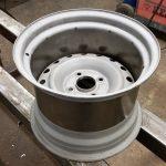 Usher engineering banded wheels