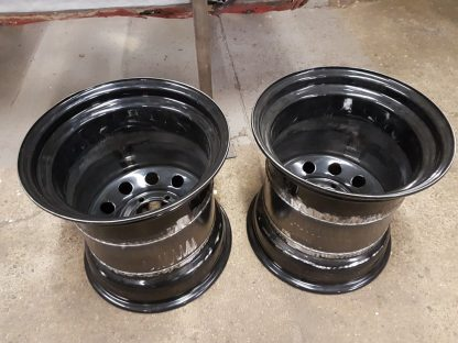 Banded wheels