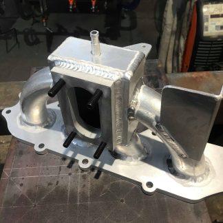aluminium zetec inlet manifold