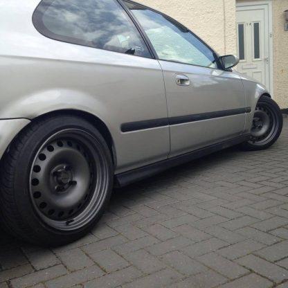 honda banded wheels