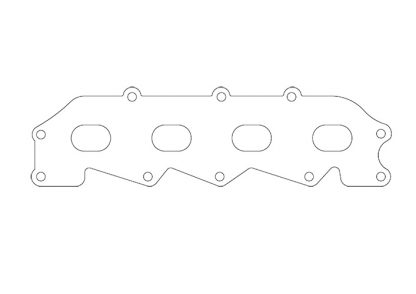 zetec manifold plate