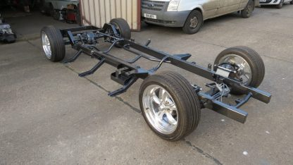 chevy 3100 custom chassis