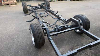 chevy 3100 fabricated chassis