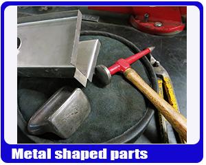 Metal Shaped Parts